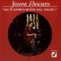 Purchase Joanne Brackeen - Live At Maybeck Recital Hall Vol. 1