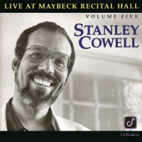 Purchase Stanley Cowell - Live At Maybeck Recital Hall Vol. 5