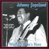 Purchase Johnny Copeland - Working Man's Blues