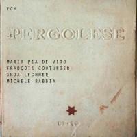 Purchase Maria Pia De Vito - Il Pergolese (With Francois Couturier, Anja Lechner, Michele Rabbia)