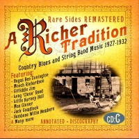 Purchase VA - A Richer Tradition: Country Blues & String Band Music 1923-1937 CD3