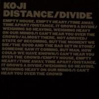 Purchase Koji - Disctance / Divide (CDS)