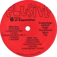 Purchase Elusive - 6 Degrees Of Separation