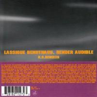 Purchase Lassigue Bendthaus - Render Audible (U.S. Remixes)