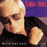 Purchase George Jones - Walls Can Fall