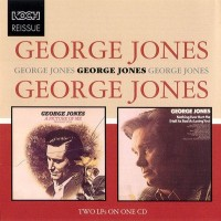Purchase George Jones - A Picture Of Me & Nothing Ever Hurt Me