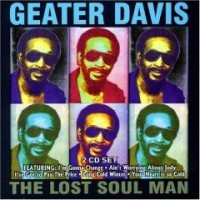 Purchase Geater Davis - The Lost Soul Man CD1