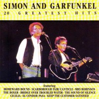 Purchase Simon & Garfunke - 20 Greatest Hits