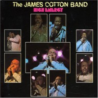 Purchase The James Cotton Band - High Energy (Vinyl)