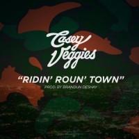 Purchase Casey Veggies - Ridin' Roun Town (CDS)