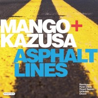 Purchase mango - Asphalt Lines (With Kazusa) (CDS)