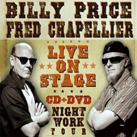 Purchase Billy Price & Fred Chapellier - Live On Stage