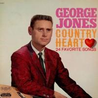 Purchase George Jones - Country Heart (Vinyl)