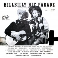 Purchase George Jones - Hillbilly Hit Parade (Vinyl)