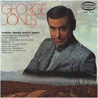 Purchase George Jones - Where Grass Won't Grow (Vinyl)