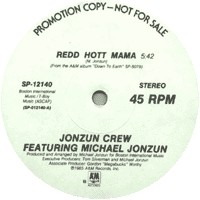 Purchase Jonzun Crew - Redd Hot Mama (VLS)