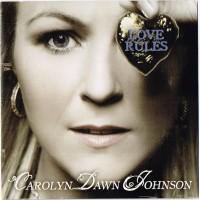Purchase Carolyn Dawn Johnson - Love Rules