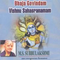 Purchase M.S. Subbulakshmi - Bhaja Govindam - Vishnu Sahasranamam