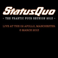 Purchase Status Quo - Back 2 Sq.1: The Frantic Four Reunion 2013 - Live At The Manchester CD2