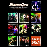 Purchase Status Quo - Back 2 Sq.1: The Frantic Four Reunion 2013 - Live At Wembley Arena CD1