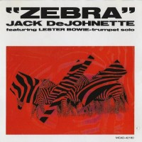 Purchase Jack DeJohnette - Zebra (Vinyl)