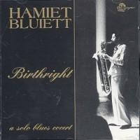 Purchase Hamiet Bluiett - Birthright (Vinyl)