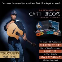 Purchase Garth Brooks - Blame It All On My Roots (Blue-Eyed Soul) CD1
