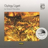 Purchase Gyorgy Ligeti - Le Grand Macabre (Orf-Symphony Orchestra, Elgar Howarth) (Remastered 1991) CD1