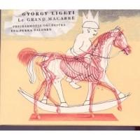 Purchase Gyorgy Ligeti - Le Grand Macabre (London Sinfonietta Voices & Philharmonia Orchestra Feat. Conductor: Esa-Pekka Salonen) CD1