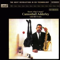 Purchase Cannonball Adderley - Know What I Mean? (With Bill Evans)