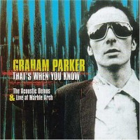 Purchase Graham Parker - That's When You Know