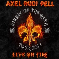 Purchase Axel Rudi Pell - Live On Fire CD1