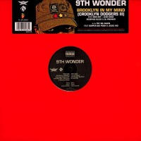Purchase Crooklyn Dodgers - Brooklyn In My Mind (With 9Th Wonder) (EP) (Vinyl)