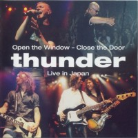 Purchase Thunder - Open The Window - Close The Door (Live)