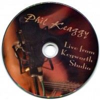 Purchase Phil Keaggy - Live From Kengworth Studio