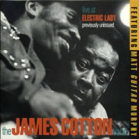 Purchase The James Cotton Band - Live At Electric Lady