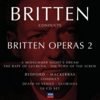 Purchase Benjamin Britten - Britten Conducts Britten Vol. 2: Operas II CD8