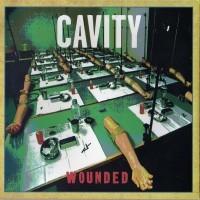 Purchase Cavity - Wounded (EP) (Vinyl)