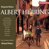 Purchase Benjamin Britten - Albert Herring (With City Of London Sinfonia & Richard Hickox) CD1