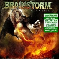 Purchase Brainstorm - Firesoul (Limited Edition) CD1