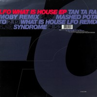 Purchase LFO - What Is House (EP) (Limited Edition)