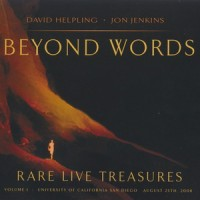 Purchase David Helpling - Beyond Words (Rare Live Treasures) (With Jon Jenkins)