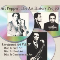 Purchase Art Pepper - The Art History Project - Disc 3: Consummate Art (1972-1982) CD3