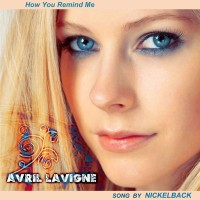 Purchase Avril Lavigne - How You Remind Me (Song By Nickelback) (CDS)