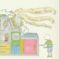 Purchase Library Voices - Hunting Ghosts & Other Collected Shorts (EP)