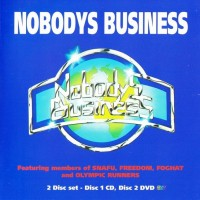 Purchase Nobodys Business - Nobodys Business (Vinyl)