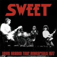 Purchase Sweet - Level Headed Tour Rehearsals 1977
