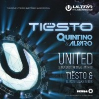 Purchase Tiësto - United (Ultra Music Festival Anthem) (With Alvaro & Quintino) (CDS)
