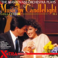 Purchase Mantovani Orchestra - Music By Candlelight Vol.3