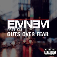 Purchase Eminem - Guts Over Fear (CDS)